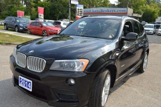 Used 2014 BMW X3 xDrive35i for sale in Richmond Hill, ON