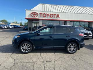 Used 2018 Toyota RAV4 LIMITED  for sale in Cambridge, ON