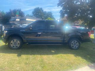 Used 2017 Ford F-150 XLT Supercrew for sale in Mississauga, ON