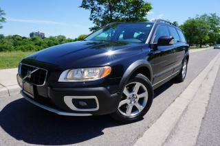 Used 2009 Volvo XC70 3.2 / LOCAL CAR / DEALER SERVICED / CERTIFIED ! for sale in Etobicoke, ON