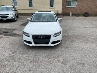 Used 2012 Audi A4 2.0T for sale in London, ON
