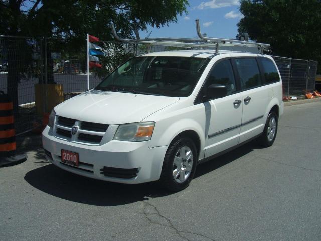 2010 Dodge Grand Caravan C/V     LADDER RACK     REAR SHELVES