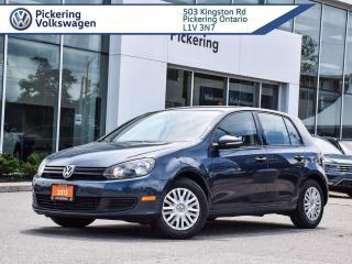 Used 2013 Volkswagen Golf TRENDLINE for sale in Pickering, ON