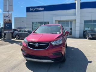 Used 2018 Buick Encore PREFERRED/SAFETY PKG, APPLE CARPLAY/HEATED SEATS AND STEERING/PROXY KEY for sale in Edmonton, AB