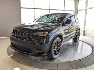 Used 2019 Jeep Grand Cherokee BLACK ON BLACK - 475HP! for sale in Edmonton, AB
