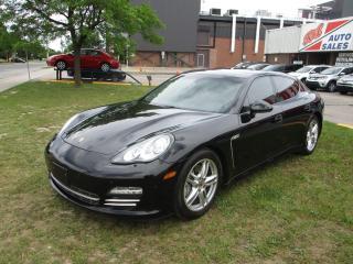 Used 2013 Porsche Panamera 4 Platinum ~ NAVIGATION ~ BLUETOOTH ~ BOSE SOUND for sale in Toronto, ON