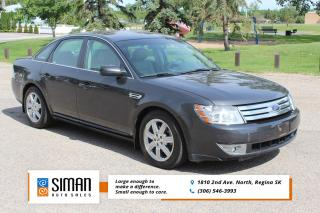 Used 2008 Ford Taurus SEL EXCELLENT VALUE for sale in Regina, SK