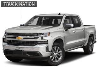 New 2021 Chevrolet Silverado 1500 RST for sale in Burnaby, BC