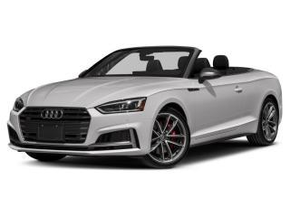 Used 2018 Audi S5 3.0T Technik for sale in Regina, SK