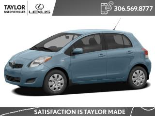 Used 2009 Toyota Yaris RS for sale in Regina, SK