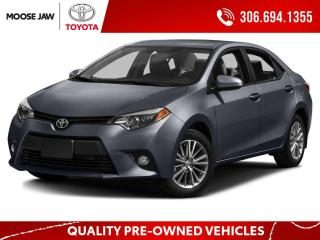 Used 2016 Toyota Corolla for sale in Moose Jaw, SK