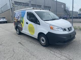 Used 2017 Nissan NV200 ONE OWNER ACCIDENT FREE TRADE WITH ONLY 47229 KMS for sale in Toronto, ON