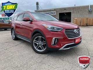 Used 2017 Hyundai Santa Fe XL Limited for sale in Kitchener, ON