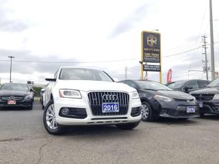 Used 2016 Audi Q5 No Accidents | AWD |2.0T Progressive | Certified for sale in Brampton, ON