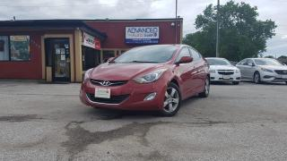 Used 2012 Hyundai Elantra GLS for sale in Windsor, ON