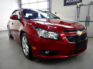 Used 2014 Chevrolet Cruze DIESEL,LEATHER ROOF,NO ACCIDENT,DEALER MAINTAIN for sale in North York, ON