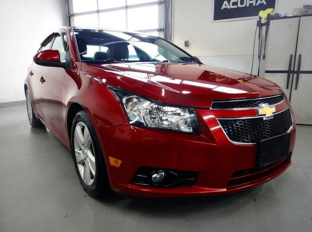 2014 Chevrolet Cruze DIESEL,LEATHER ROOF,NO ACCIDENT,DEALER MAINTAIN