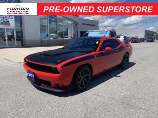 Used 2019 Dodge Challenger R/T for sale in Chatham, ON