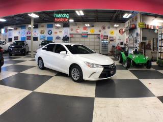 Used 2016 Toyota Camry LE AUTO A/C CRUISE BLUETOOTH BACKUP CAMERA 88K for sale in North York, ON