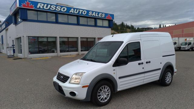 2012 Ford Transit Connect XLT - 4 Cylinder, Automatic, Bulkhead