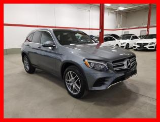 Used 2018 Mercedes-Benz GL-Class GLC300 4MATIC HUD BURMESTER PREMIUM PLUS SPORT CERTIFIED! for sale in Vaughan, ON