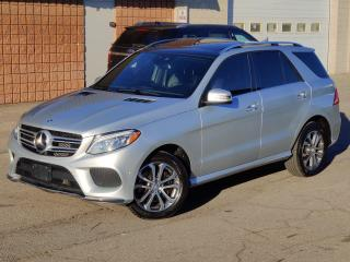Used 2016 Mercedes-Benz GLE 350D 4MATIC- DIESEL- CLEAN SHAPE for sale in Burlington, ON