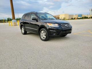 Used 2012 Hyundai Santa Fe NO ACCIDENT, LOW KMS, CERTIFIED for sale in Mississauga, ON
