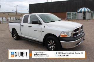 Used 2011 Dodge Ram 1500 ST EXCELLENT VALUE for sale in Regina, SK