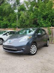 Used 2013 Nissan Leaf for sale in Mississauga, ON