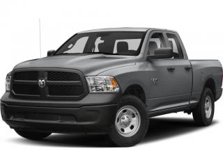 New 2021 RAM 1500 Classic Tradesman for sale in Huntsville, ON