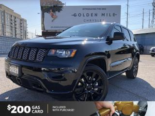 New 2021 Jeep Grand Cherokee Laredo Lane Departure Warning, Park Assist, Navi! for sale in North York, ON