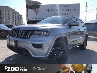 New 2021 Jeep Grand Cherokee Laredo for sale in North York, ON
