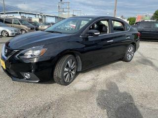 Used 2017 Nissan Sentra SL for sale in Vancouver, BC
