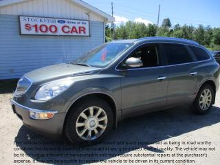 Used 2011 Buick Enclave CXL2 for sale in North Bay, ON