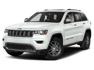 New 2021 Jeep Grand Cherokee Limited X 4x4 for sale in Milton, ON