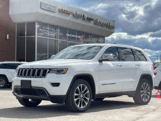 Used 2018 Jeep Grand Cherokee Limited NAVI/FULL SUNROOF/ONLY 44,000 KM'S for sale in Concord, ON