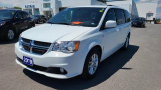 Used 2019 Dodge Grand Caravan 35th Anniversary - REMOTE START, REAR SEAT LCD for sale in Kingston, ON