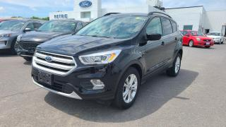 Used 2018 Ford Escape SEL FWD for sale in Kingston, ON