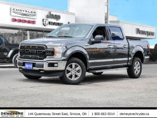 Used 2019 Ford F-150 XTR PKG   V8   BACK-UP CAM   UPGRADED TIRES for sale in Simcoe, ON