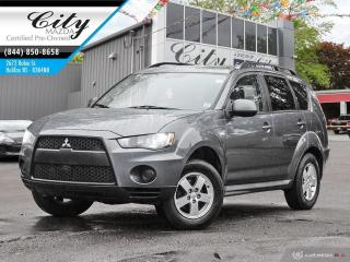 Used 2011 Mitsubishi Outlander ES FWD for sale in Halifax, NS