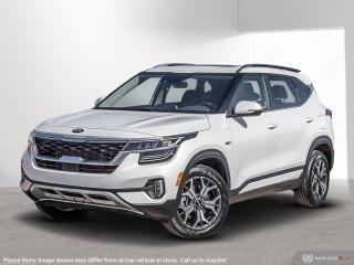 New 2021 Kia Seltos EX PREMIUM AWD for sale in Kitchener, ON