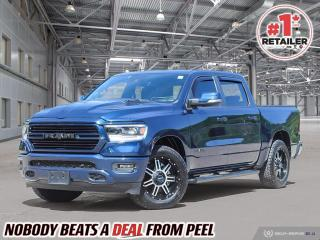 Used 2020 RAM 1500 SPORT for sale in Mississauga, ON