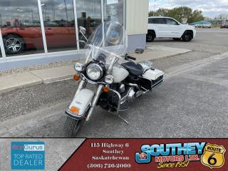 Used 2003 Harley-Davidson 100th Anniversary Police Interceptor Special Editi for sale in Southey, SK