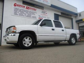 Used 2005 GMC Sierra 1500 SLE for sale in Swift Current, SK