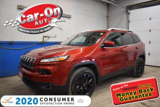 Used 2017 Jeep Cherokee 22,000KM 4X4 V6 North   LOW KMS   REMOTE START for sale in Ottawa, ON