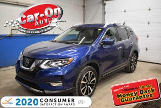 Used 2017 Nissan Rogue SL | LEATHER | PANORAMIC ROOF | 360 CAMERA | BOSE for sale in Ottawa, ON