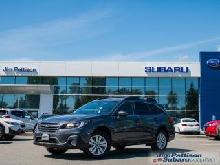 Used 2018 Subaru Outback 2.5i Touring w/EyeSight Package for sale in Port Coquitlam, BC