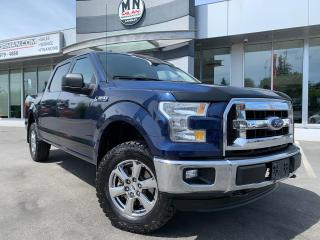 Used 2015 Ford F-150 FX4 4WD CREW S/B UPGRADED EXHAUST & INTAKE for sale in Langley, BC