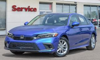Used 2022 Honda Civic EX|Courtesy Car Blowout|Rmt Start|Loaded for sale in Brandon, MB