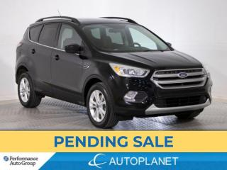 Used 2017 Ford Escape SE AWD, Back Up Cam, Pano Roof, New Front Brakes! for sale in Clarington, ON